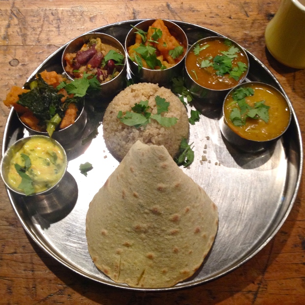 thaali plate