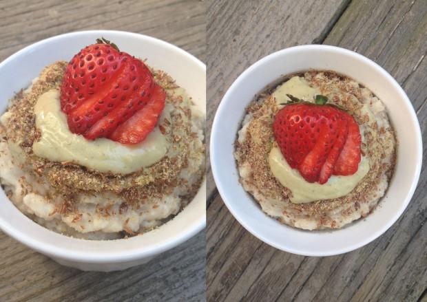 Vegan Glow Breakfast Bowl